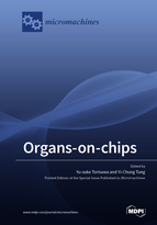 Special issue Organs-on-chips book cover image