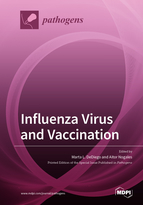 Special issue Influenza Virus and Vaccination book cover image
