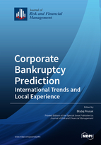 Special issue Modern Methods of Bankruptcy Prediction book cover image