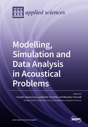 Modelling, Simulation and Data Analysis in Acoustical Problems