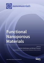 Special issue Functional Nanoporous Materials book cover image
