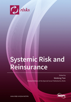 Special issue Systemic Risk and Reinsurance book cover image