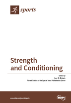 Special issue Strength and Conditioning book cover image