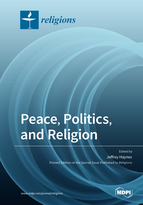 Special issue Peace, Politics, and Religion book cover image