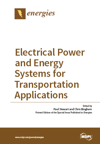Electrical Power and Energy Systems for Transportation Applications