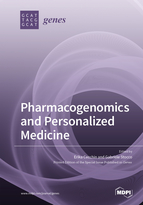 Special issue Pharmacogenomics and Personalized Medicine book cover image