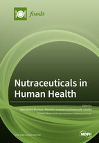 Special issue Nutraceuticals in Human Health book cover image