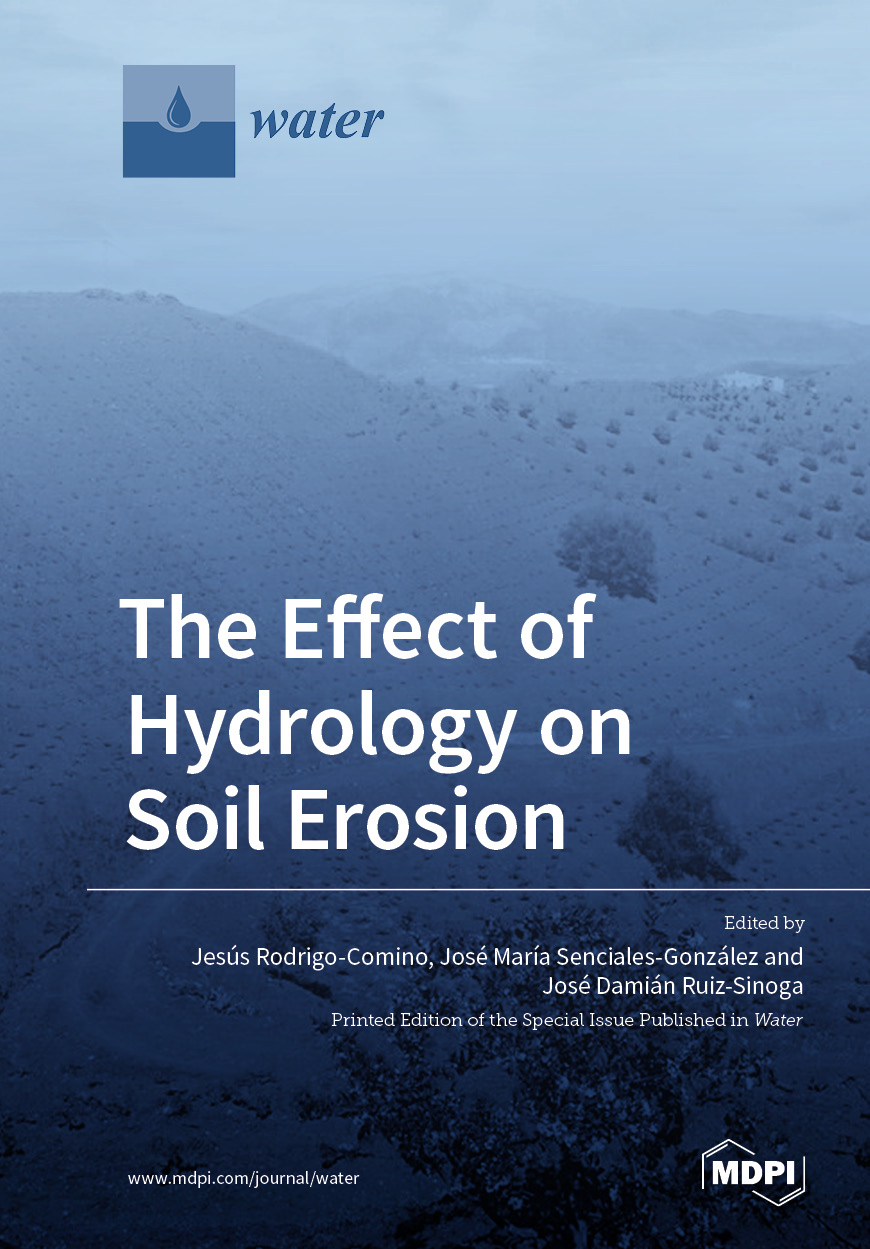 The Effect of Hydrology on Soil Erosion