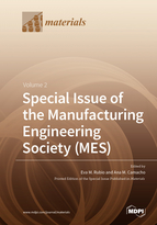 Special issue Special Issue of the Manufacturing Engineering Society (MES) book cover image