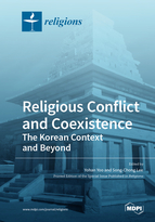 Special issue Religious Conflict and Coexistence: The Korean Context and Beyond book cover image
