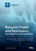 Special issue Religion, Power, and Resistance: New Ideas for a Divided World book cover image