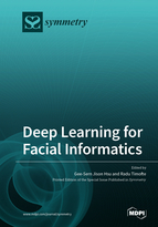 Special issue Deep Learning for Facial Informatics book cover image
