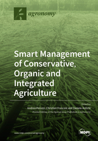 Special issue Smart Management of Conservative, Organic and Integrated Agriculture book cover image