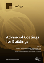 Special issue Advanced Coatings for Buildings book cover image
