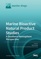 Special issue Marine Bioactive Natural Product Studies—A Southern Hemisphere Perspective book cover image