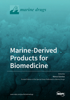 Special issue Marine-Derived Products for Biomedicine book cover image