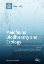 Special issue Meiofauna Biodiversity and Ecology book cover image