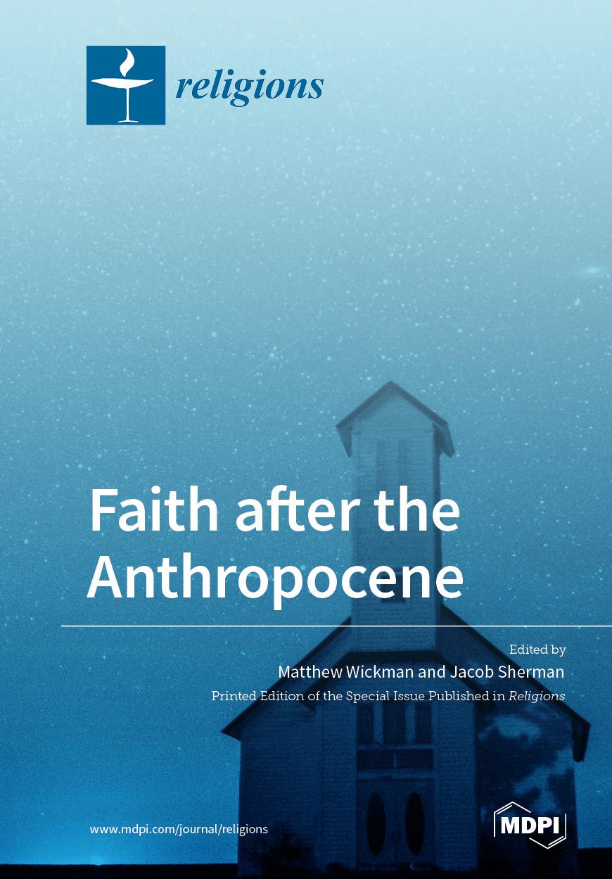 Faith after the Anthropocene