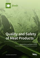 Special issue Quality and Safety of Meat Products book cover image