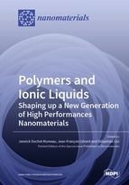 Special issue Polymers and Ionic Liquids: Shaping up a New Generation of High Performances Nanomaterials book cover image