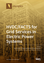 Special issue HVDC/FACTS for Grid Services in Electric Power Systems book cover image
