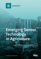 Special issue Emerging Sensor Technology in Agriculture book cover image