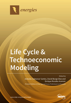 Special issue Life Cycle & Technoeconomic Modeling book cover image