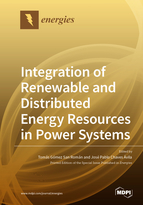 Special issue Integration of Renewable and Distributed Energy Resources in Power Systems book cover image