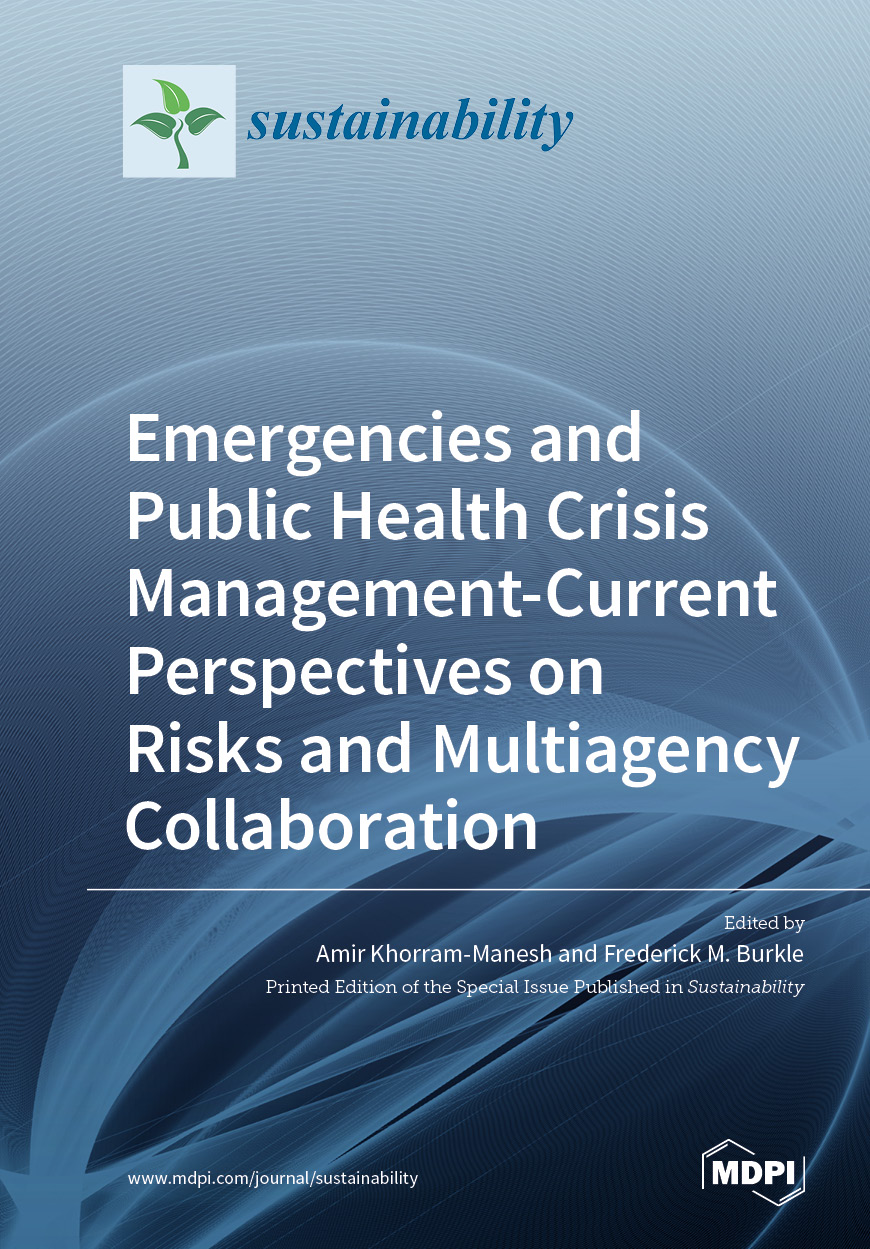 Emergencies and Public Health Crisis Management- Current Perspectives on Risks and Multiagency Collaboration