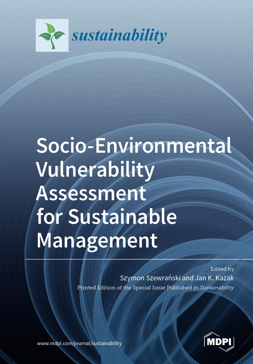 Socio-Environmental Vulnerability Assessment for Sustainable Management
