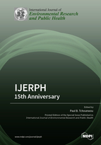 Special issue IJERPH: 15th Anniversary book cover image