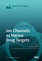 Special issue Ion Channels as Marine Drug Targets book cover image