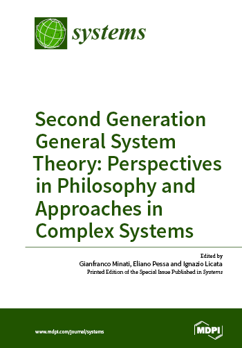 Second Generation General System Theory: Perspectives in Philosophy and Approaches in Complex Systems