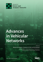 Special issue Advances in Vehicular Networks book cover image