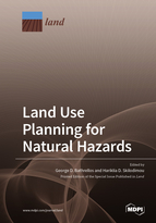 Special issue Land Use Planning for Natural Hazards book cover image