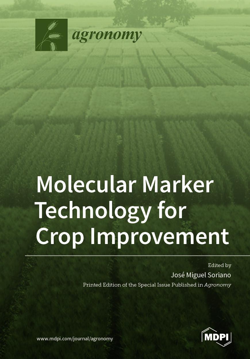 Molecular Marker Technology for Crop Improvement