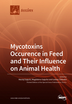 Special issue Mycotoxins Occurence in Feed and Their Influence on Animal Health book cover image