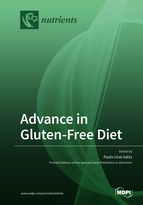 Special issue Advance in Gluten-Free Diet book cover image