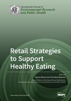 Special issue Retail Strategies to Support Healthy Eating book cover image