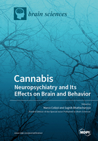 Special issue Cannabis: Neuropsychiatry and Its Effects on Brain and Behavior book cover image