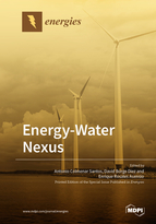 Special issue Energy-Water Nexus book cover image