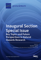 Special issue Inaugural Section Special Issue: Key Topics and Future Perspectives in Natural Hazards Research book cover image