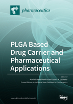 Special issue PLGA Based Drug Carrier and Pharmaceutical Applications book cover image