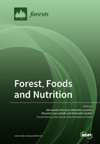 Special issue Forest, Foods and Nutrition book cover image