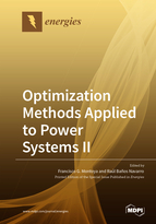 Special issue Optimization Methods Applied to Power Systems Ⅱ book cover image