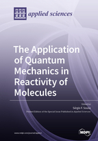 Special issue The Application of Quantum Mechanics in Reactivity of Molecules book cover image