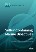 Special issue Sulfur-Containing Marine Bioactives book cover image