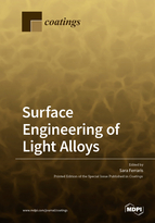 Special issue Surface Engineering of Light Alloys book cover image