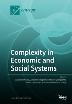 Special issue Complexity in Economic and Social Systems book cover image