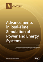Special issue Advancements in Real-Time Simulation of Power and Energy Systems book cover image